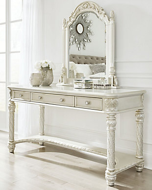 Cassimore Vanity and Mirror, , rollover