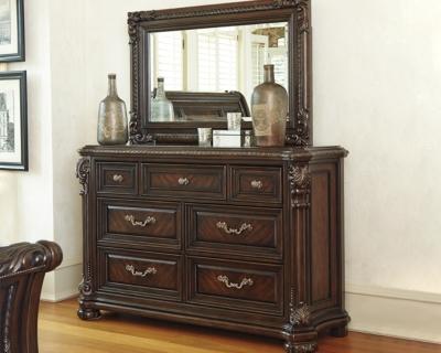 Ashley Dresser Mirror