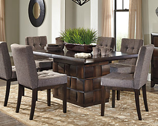 Dining Room dining room tables | ashley furniture homestore