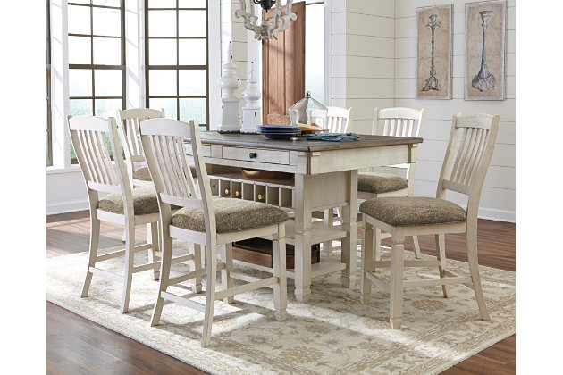 Bolanburg 5 Piece Counter Dining Room Ashley Furniture