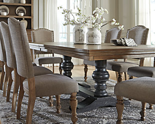 Dining Room Table Sets Best Tanshire Dining Room Chair  Ashley Furniture Homestore Decorating Design