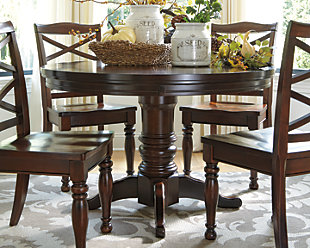 Porter Oval Dining Room Table, , rollover