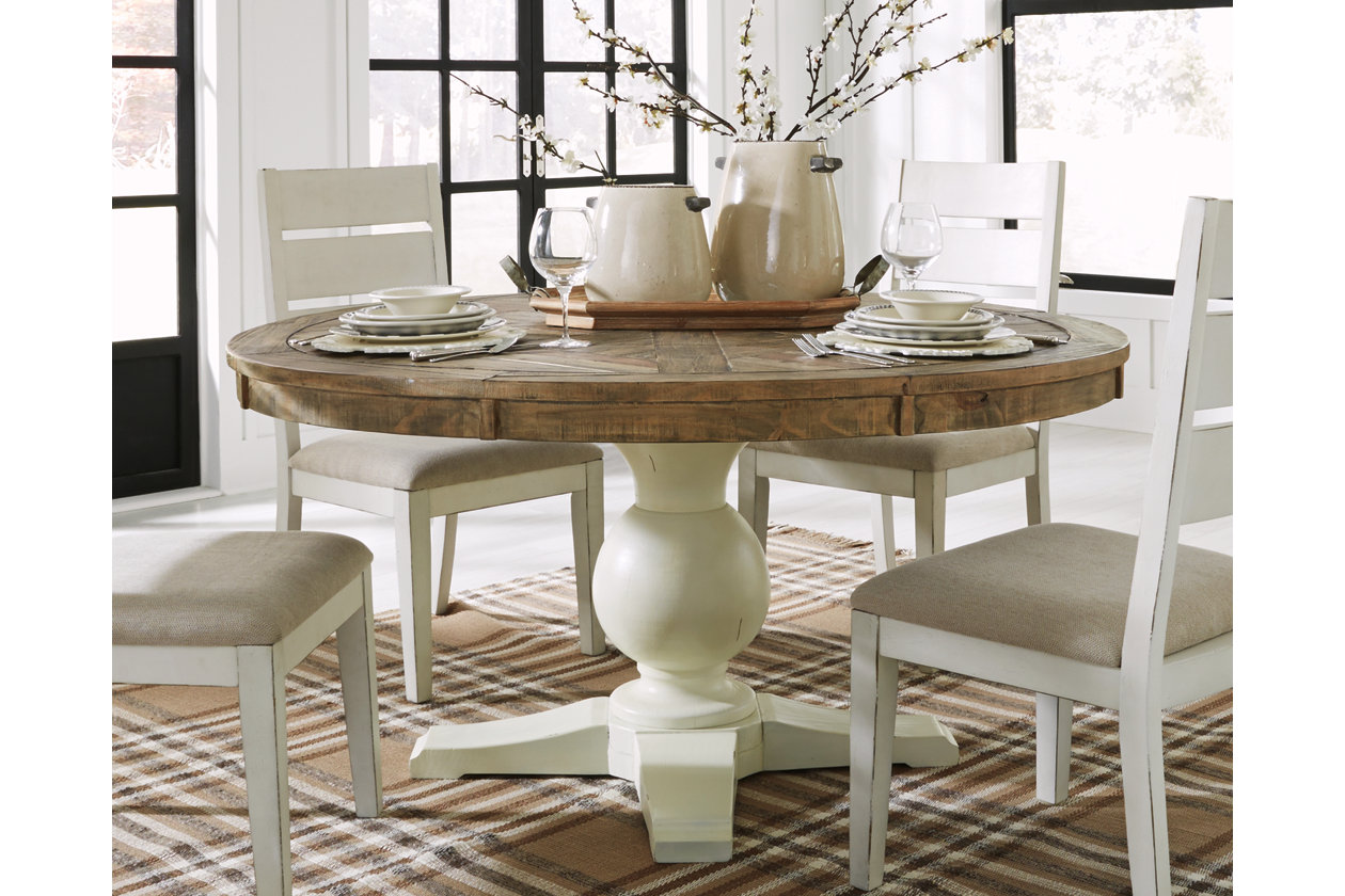 Grindleburg Dining Table Ashley Furniture Homestore