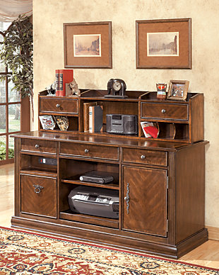 Hamlyn Credenza with Short Hutch, , rollover