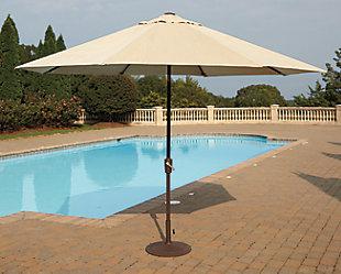 Umbrella Accessories 2 Piece 10u0027 Octagonal Tilt Umbrella Set