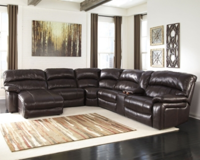 Damacio 6Piece Sectional with Power Ashley Furniture HomeStore