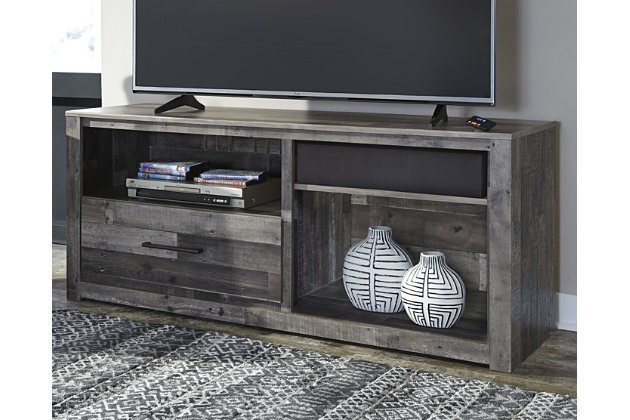 "Derekson 59"" TV Stand with Wireless Pairing Speaker, , large"