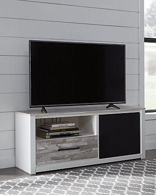 Evanni TV Stand with Wireless Pairing Speaker, , rollover