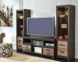Harlinton 3-Piece Entertainment Center, , rollover