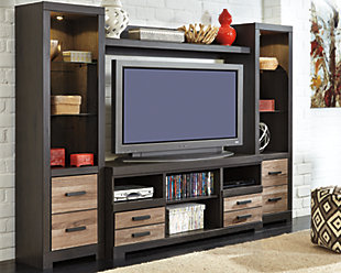Captivating TV Stand Shown On A White Background
