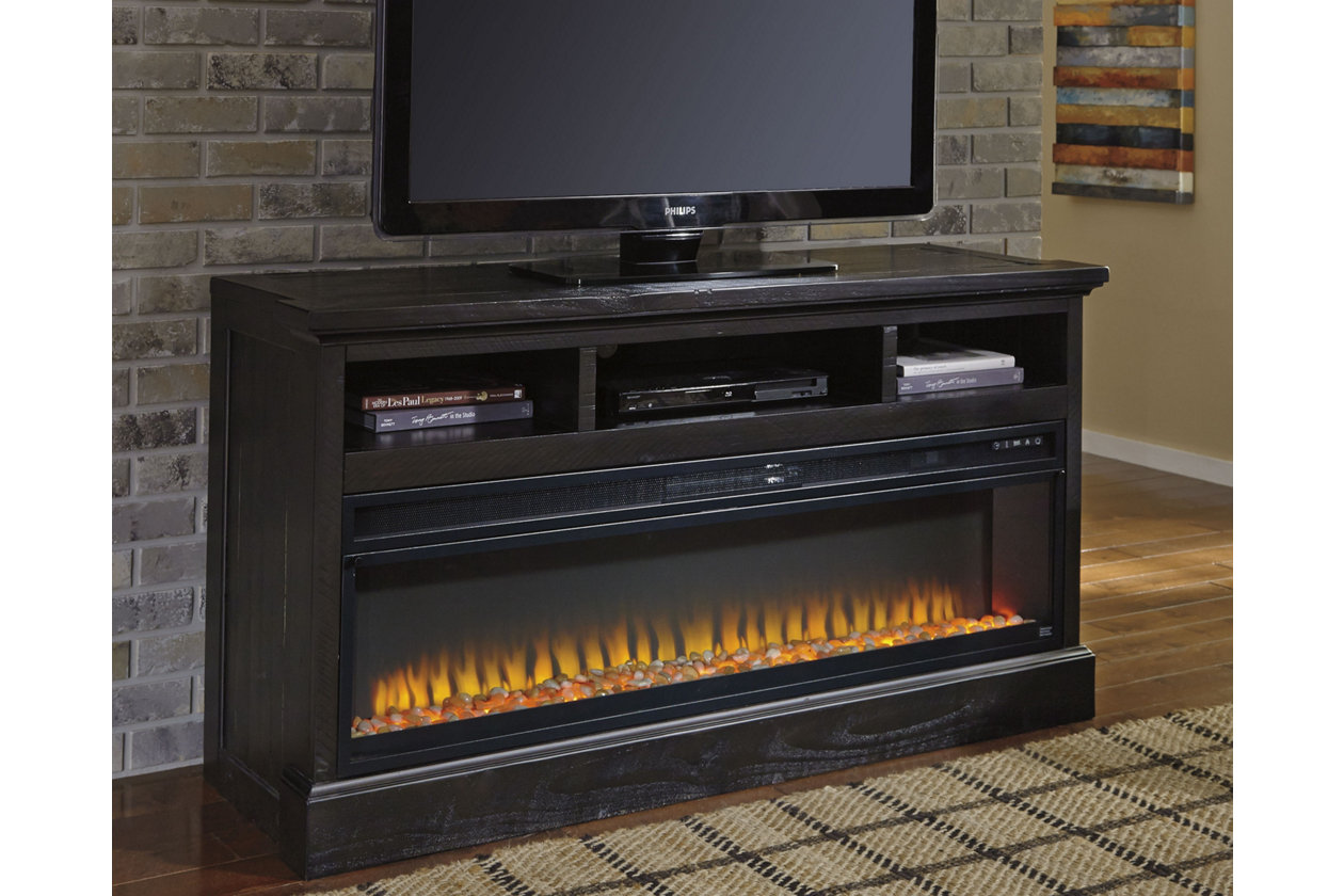 Strange Sharlowe 63 Tv Stand With Fireplace Ashley Furniture Download Free Architecture Designs Scobabritishbridgeorg