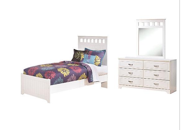 Lulu 5-Piece Bedroom Package | Ashley Furniture HomeStore