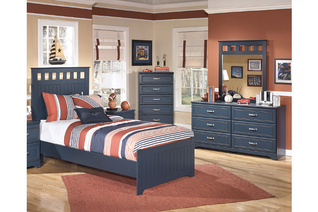 Leo 5 Piece Twin Panel Bedroom. Bedroom Sets   Ashley Furniture HomeStore