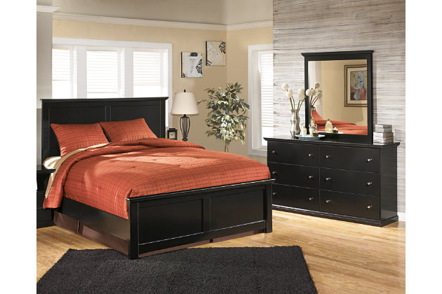 Maribel 5 piece queen master bedroom ashley furniture for Master bedroom sets queen