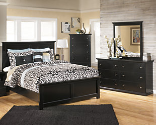 Maribel 5 Piece Queen Master Bedroom Ashley Furniture Homestore