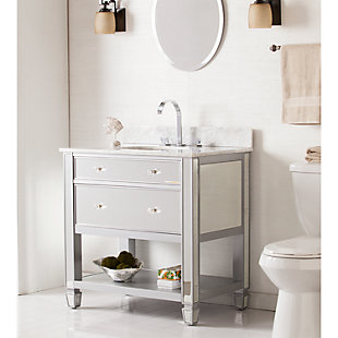 Becky Accent Cabinet and Sink, , rollover