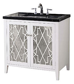 Evelyn Bathroom Vanity and Sink, , large