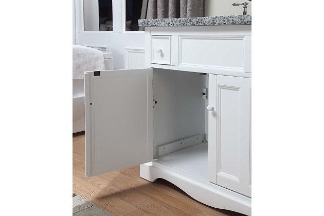 Morton Bathroom Vanity and Sink, , large