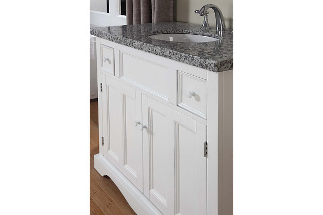 Morton Bathroom Vanity Ashley Furniture Homestore