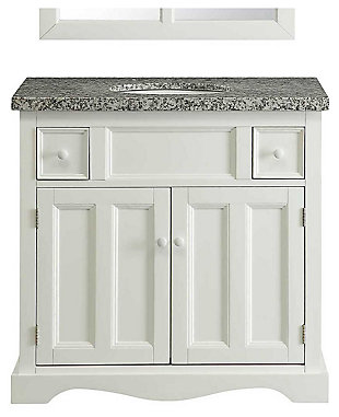 Morton Bathroom Vanity and Sink, , large