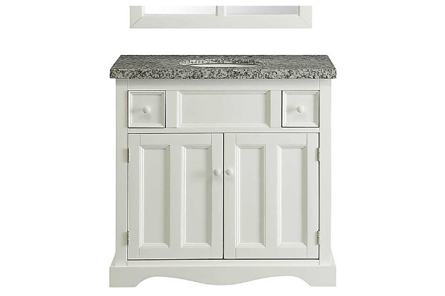 Crawford Burke Bathroom Vanity Ashley Furniture Homestore