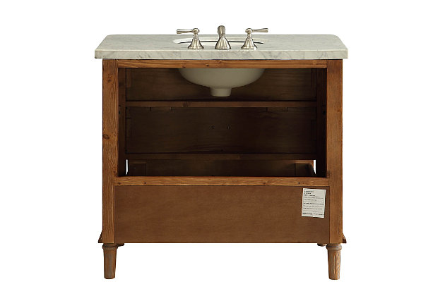 Georgia Accent Cabinet and Sink, , large