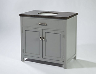 Newport Accent Cabinet and Sink, , rollover