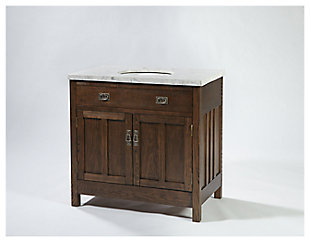 Roger Accent Cabinet and Sink, , large