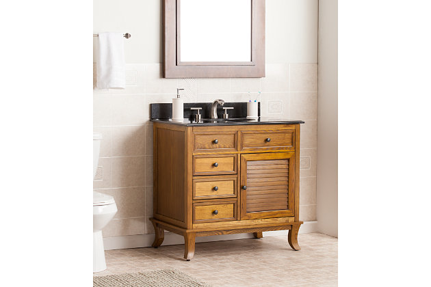 William Vanity and Sink, , large