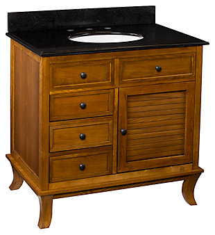 SEI Vanity and Sink, , large