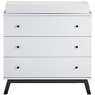 3 Drawer Changing Table, , rollover