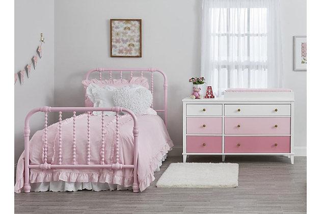 6 Drawer Dresser, , large