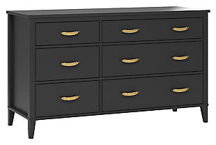 6 Drawer Dresser, , large