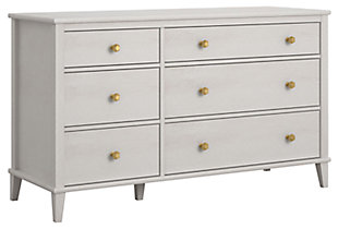 Woodgrain Finish Dresser, , large