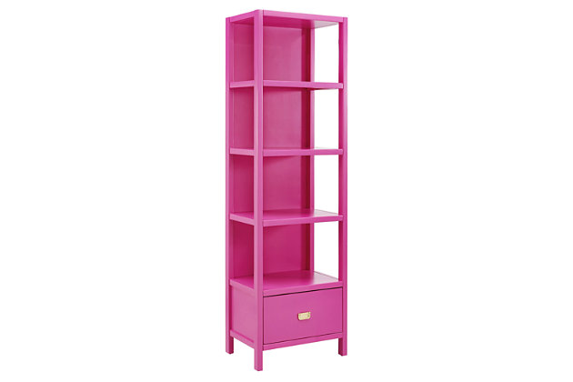 Paige Bookcase, , large