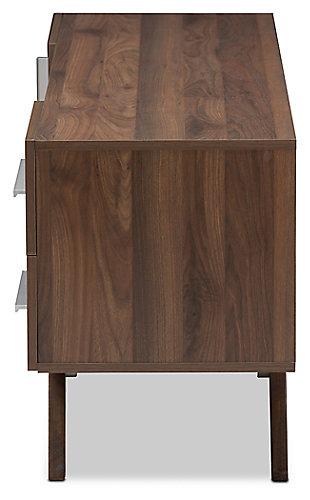 "Ashfield Baxton Studio 59"" TV Stand, Brown, large"