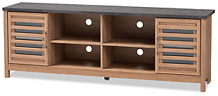 Two Door TV Stand, , large