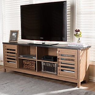 Two Door TV Stand, , rollover
