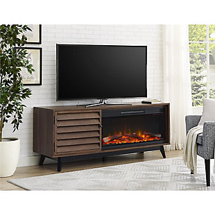 "Fireplace DHP 62"" TV Stand, , rollover"