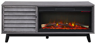 "Ameriwood Home Orchard Point Fireplace TV Console for TVs up to 60"" Wide, , large"