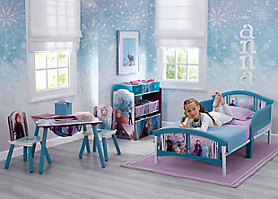 Delta Children Frozen II Toddler Bedroom Bundle, , rollover