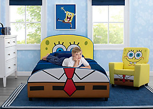 Delta Children SpongeBob SquarePants Bedroom Bundle, , rollover