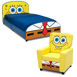 Delta Children SpongeBob SquarePants Bedroom Bundle, , large