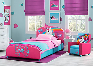 Delta Children JoJo Siwa Bedroom Bundle, , rollover