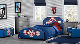 Delta Children Marvel Avengers Bedroom Bundle, , rollover