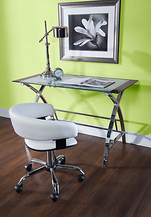World Map Desk and Chair Set, , rollover