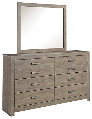 Culverbach Dresser and Mirror 2b80ed4cf