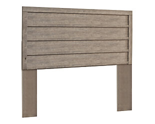 Culverbach Queen/Full Panel Headboard, Gray, large