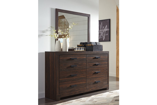 Arkaline Dresser and Mirror, , large