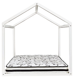 Flannibrook Full House Bed Frame, , large